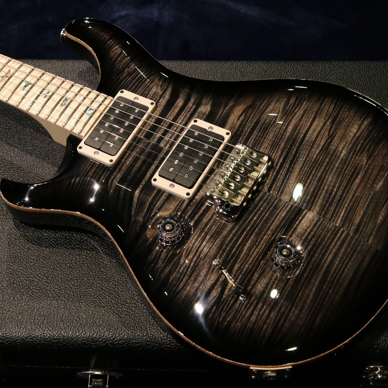 PRS_Custom24_Lefty_Limited_Curly_Neck